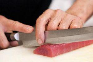 sashimi taglio