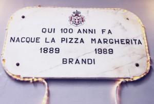 Pizza nascita