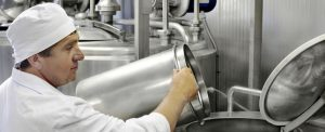 Yogurt produzione