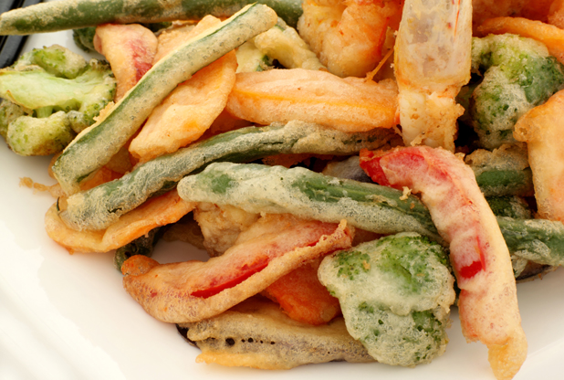 Verdure Fritte Pastellate