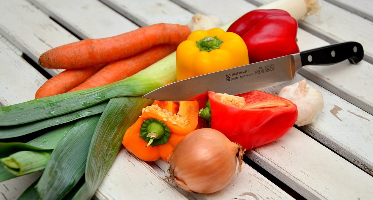 Le verdure di stagione di Agosto