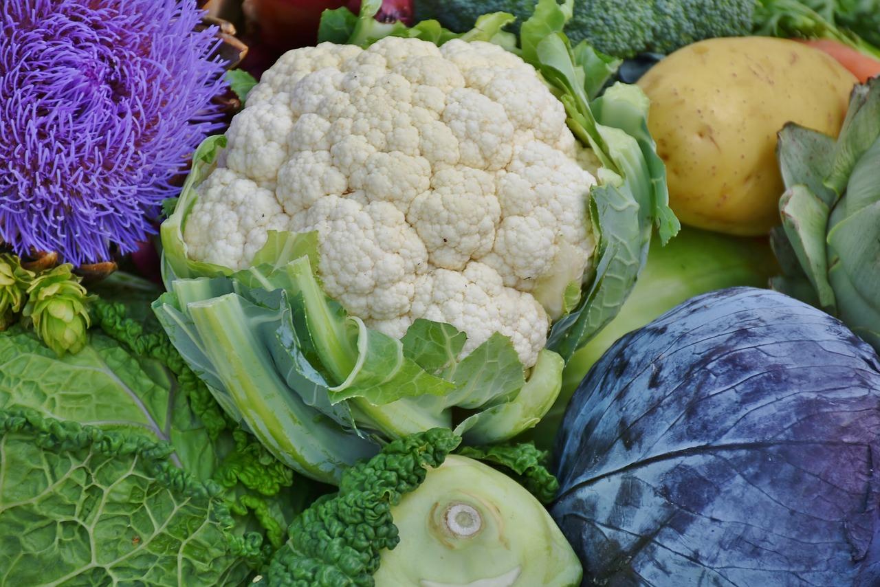 Le verdure di stagione di Maggio