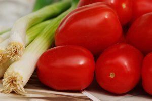 verdure di stagione di Marzo