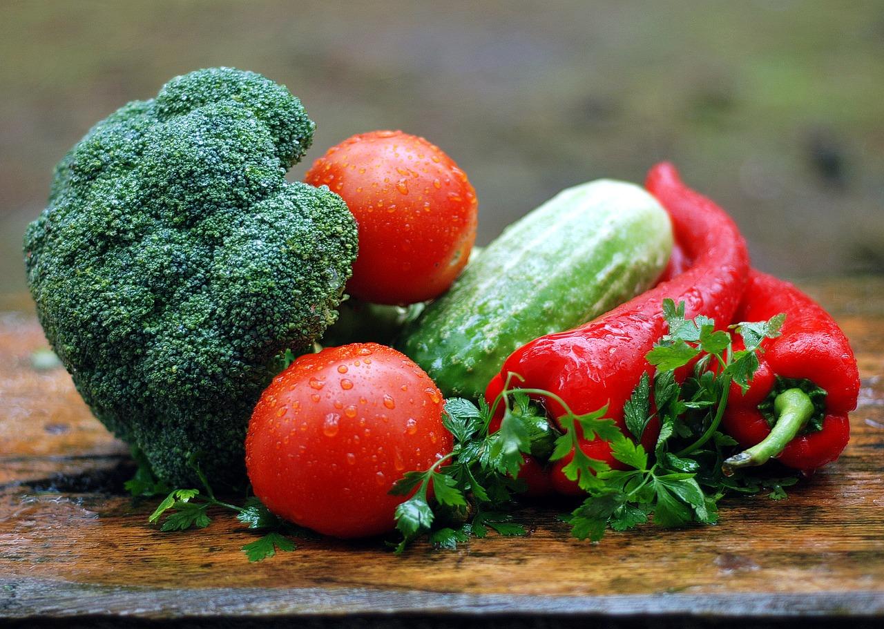 Le verdure di stagione di Settembre