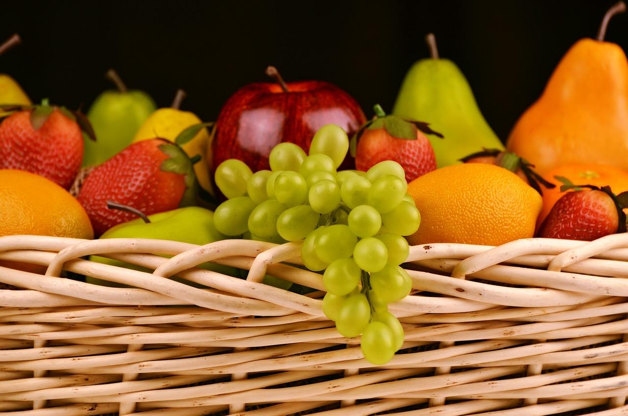 La frutta di stagione